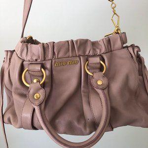 Miu Miu Vitello handbag